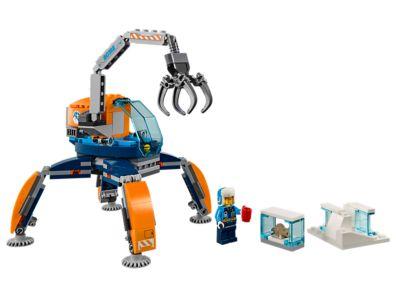Arktis Eiskran Auf Stelzen 60192 City Lego Shop
