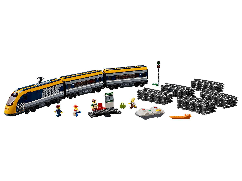 Personenzug 60197 City Lego Shop