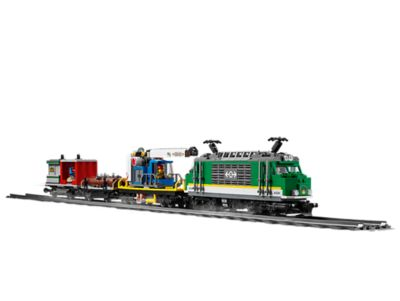 08642097 Cargo Train - 60198 | City | LEGO Shop