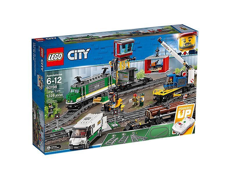 5ea40ab3cad Cargo Train 60198 | City | Buy online at the Official LEGO® Shop CA