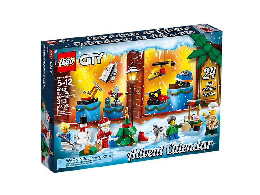 Le calendrier de l´Avent LEGO® City