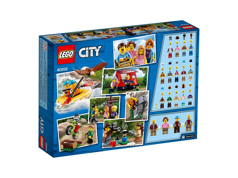 People Pack Outdoor Adventures 60202 City Lego Shop