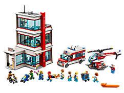 LEGO® City ziekenhuis