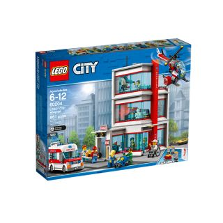 Городская больница LEGO® City