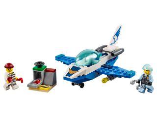 Polizei Flugzeugpatrouille