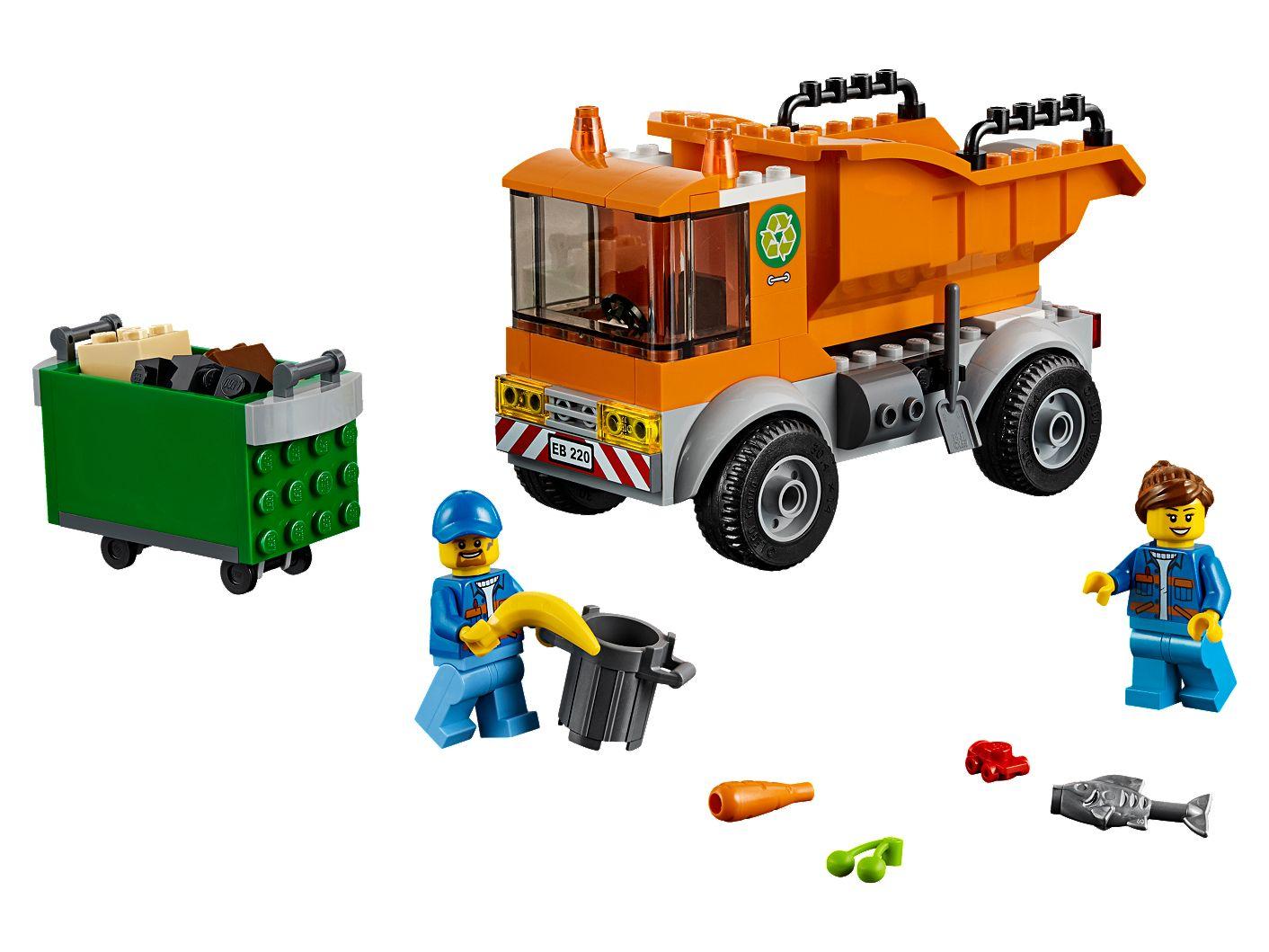 Garbage Truck 60220 City Lego Shop
