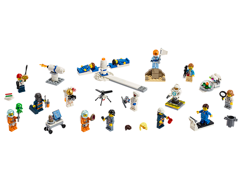 People Pack - Space Research and Development