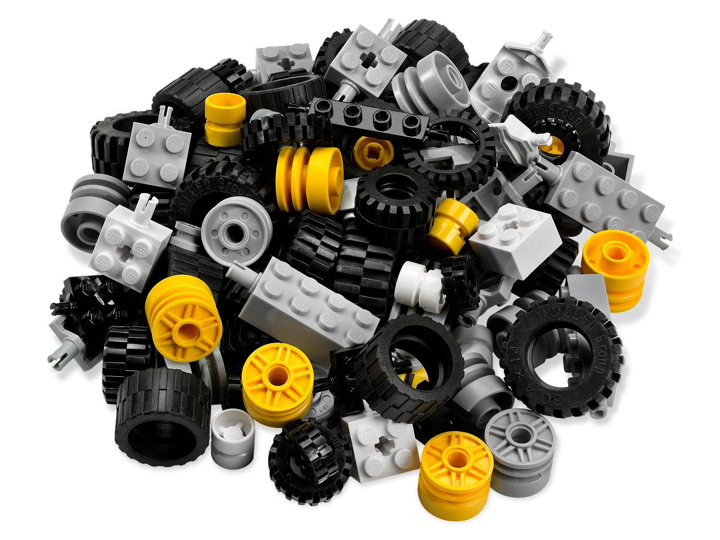 레고® 자동차 바퀴