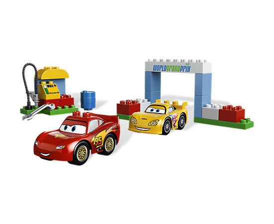 Race Day 6133 Cars Lego Shop