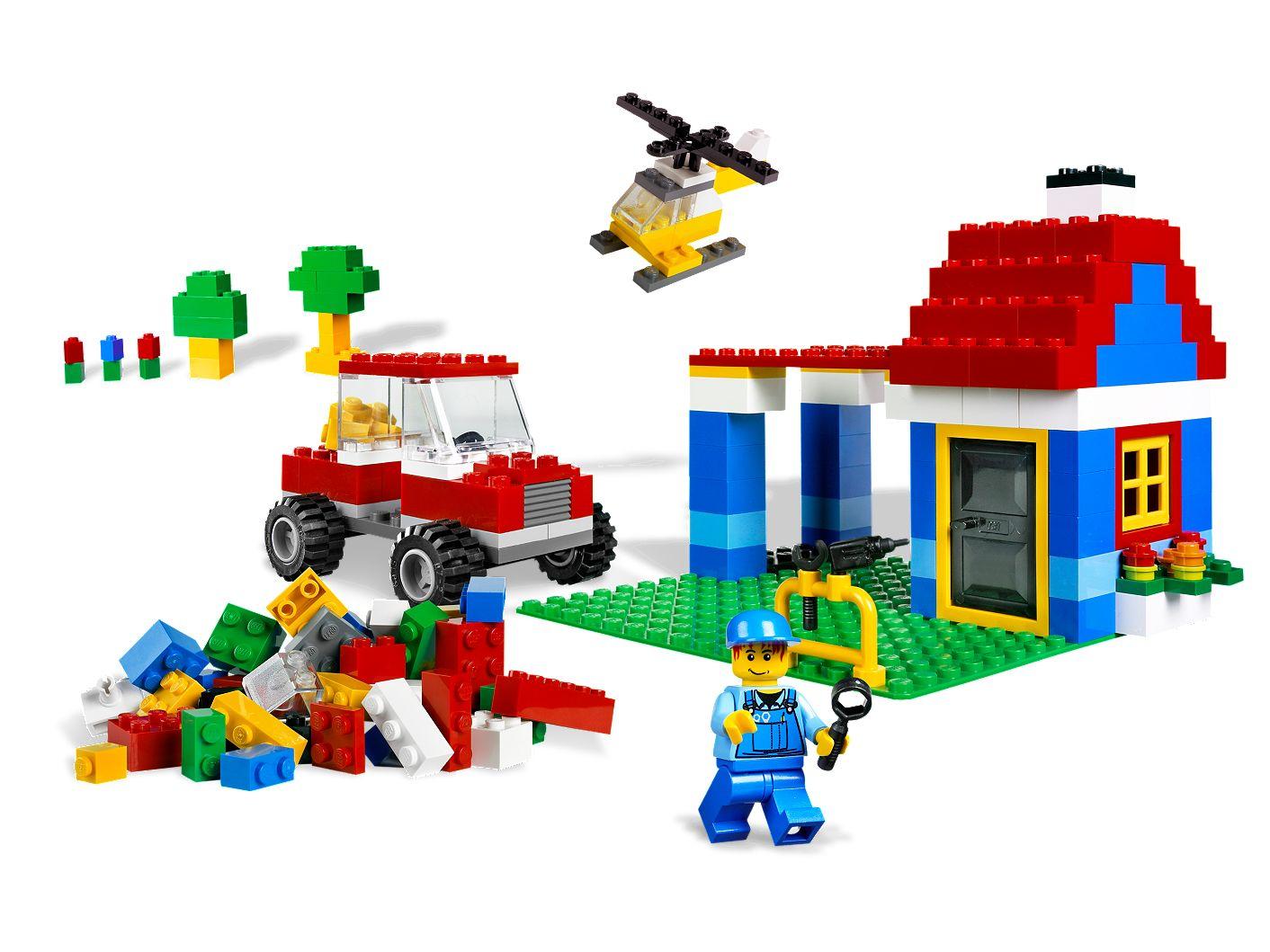레고® 대형 블록 박스