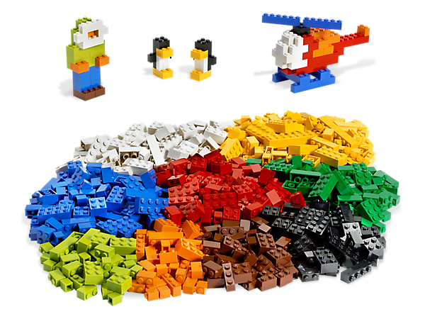 "<p>New basic brick sets are now available in <a href=""http://shop.lego.com/en-US/Classic-ByTheme"">LEGO® Classic</a>.</p>"