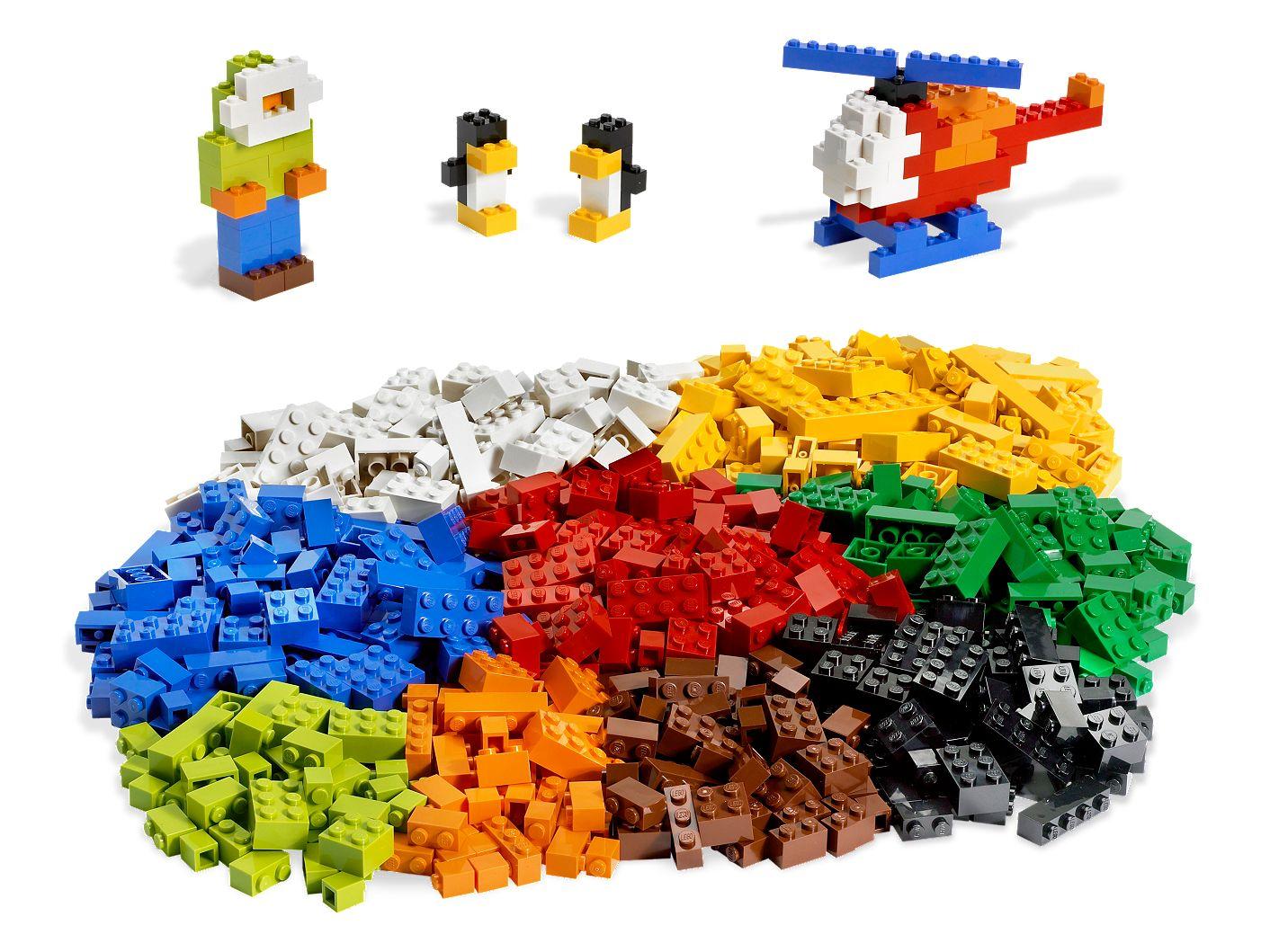 레고® 기본 블록 – 고급