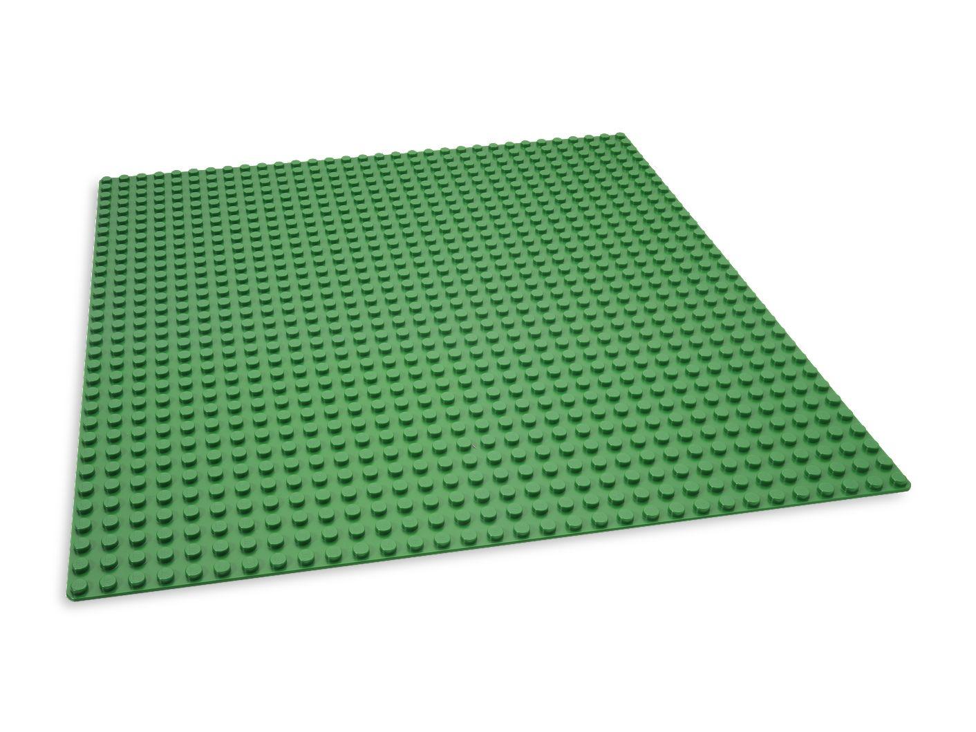 레고® 녹색 조립판