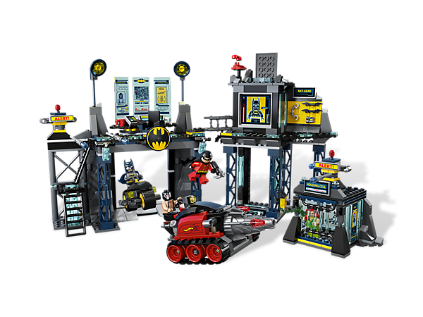 <p>Defend the <i>Batcave</i> against <i>Bane's</i> spinning drill tank by transforming <i>Bruce Wayne</i> into <i>Batman</i>™ and starting up the Batcycle!</p>