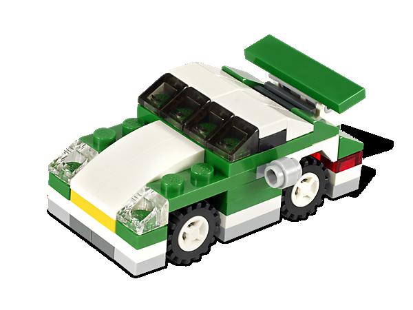 Mini Sports Car 6910 Creator 3 In 1 Lego Shop
