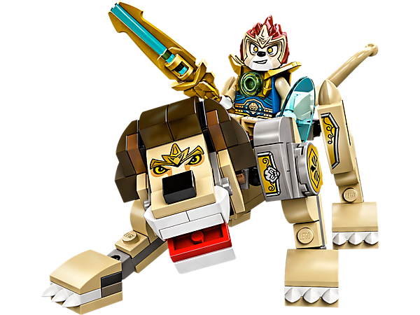 Explore product details and fan reviews for buildable toy Lion Legend Beast 70123 from Chima. Buy today with The Official LEGO® Shop Guarantee.