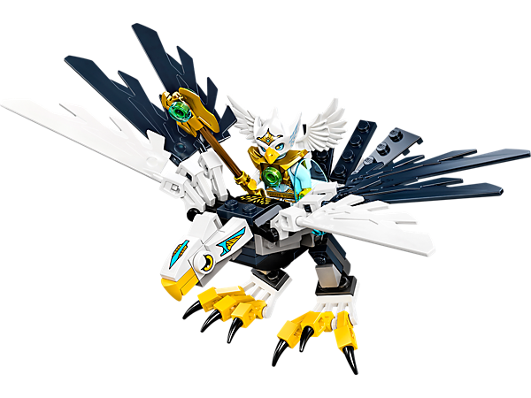 Explore product details and fan reviews for buildable toy Eagle Legend Beast 70124 from Chima. Buy today with The Official LEGO® Shop Guarantee.