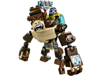 Explore product details and fan reviews for buildable toy Gorilla Legend Beast 70125 from Chima. Buy today with The Official LEGO® Shop Guarantee.