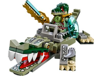Explore product details and fan reviews for buildable toy Wolf Legend Beast 70127 from Chima. Buy today with The Official LEGO® Shop Guarantee.