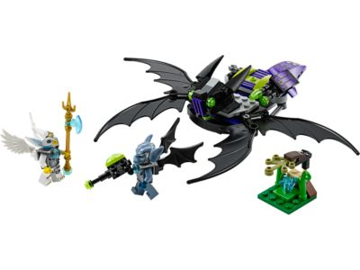 Explore product details and fan reviews for buildable toy Braptor's Wing Striker 70128 from Chima. Buy today with The Official LEGO® Shop Guarantee.