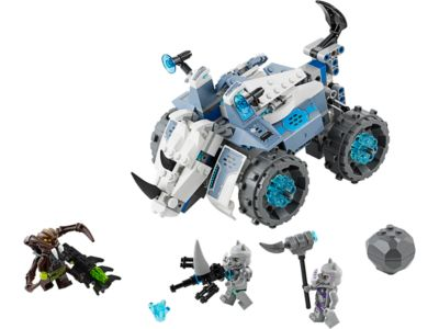 Explore product details and fan reviews for buildable toy Rogon's Rock Flinger 70131 from Chima. Buy today with The Official LEGO® Shop Guarantee.