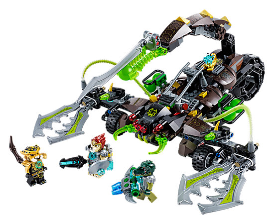 Scorms Scorpion Stinger 70132 Legends Of Chima Lego Shop