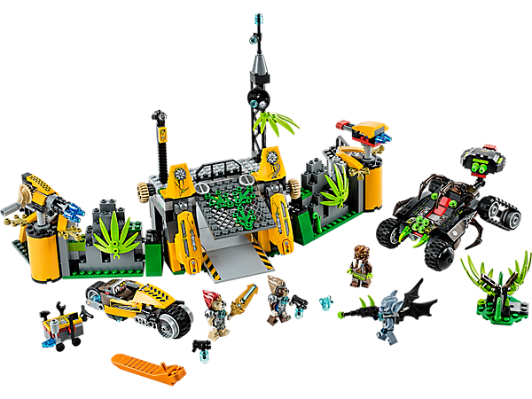 Explore product details and fan reviews for buildable toy Lavertus' Outland Base 70134 from Chima. Buy today with The Official LEGO® Shop Guarantee.