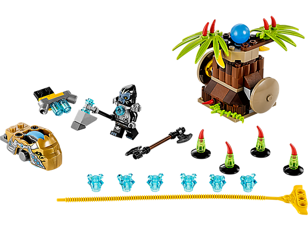 Explore product details and fan reviews for buildable toy Banana Bash 70136 from Chima. Buy today with The Official LEGO® Shop Guarantee.