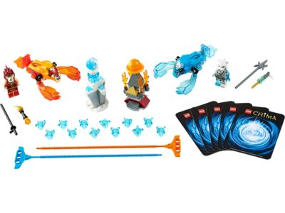 Explore product details and fan reviews for Fire vs. Ice 70156 from Chima. Buy today with The Official LEGO® Shop Guarantee.