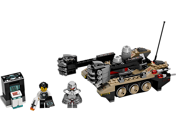 Explore product details and fan reviews for buildable toy Tremor Track Infiltration 70161 from Agents. Buy today with The Official LEGO® Shop Guarantee.