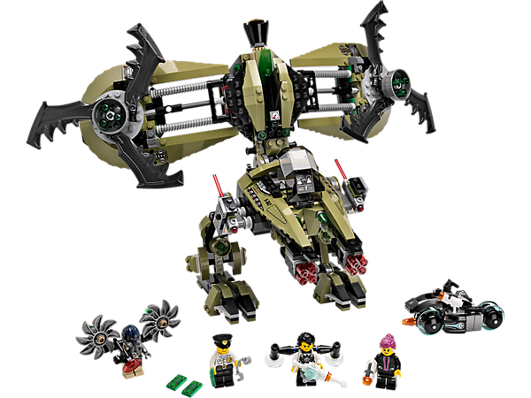 Explore product details and fan reviews for buildable toy Hurricane Heist 70164 from Agents. Buy today with The Official LEGO® Shop Guarantee.