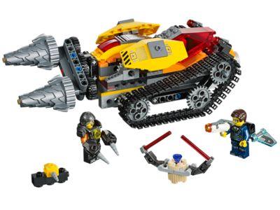 Drillex Diamond Job - 70168   Ultra Agents   LEGO Shop