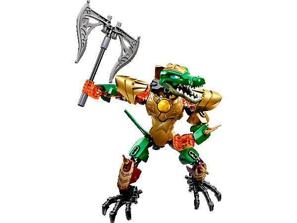 Attaque tes ennemis avec CHI Cragger LEGO® Legends of Chima™ !