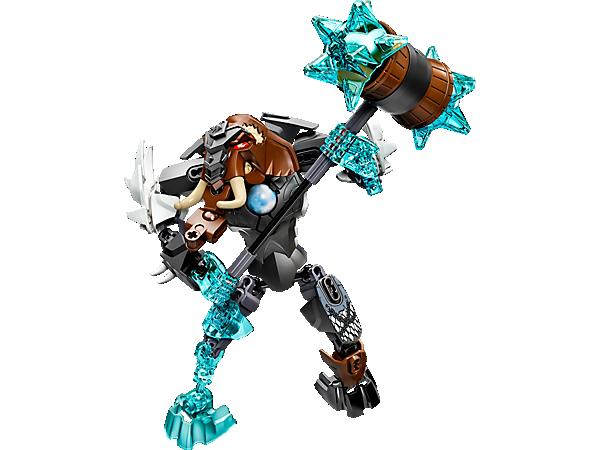 Glace tes rivaux avec CHI Mungus LEGO® Legends of Chima™ ! Nouveau, Fonction Lance-CHI !