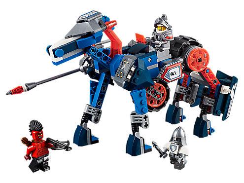 le mca cheval de lance lego shop