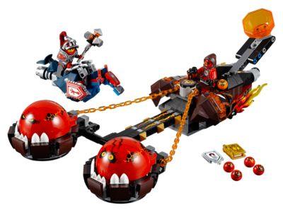 Beast Master's Chaos Chariot - 70314 | NEXO KNIGHTS™ | LEGO Shop