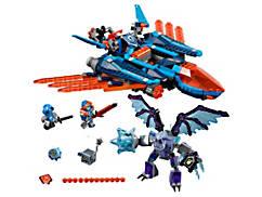 Clay's Falcon Fighter Blaster