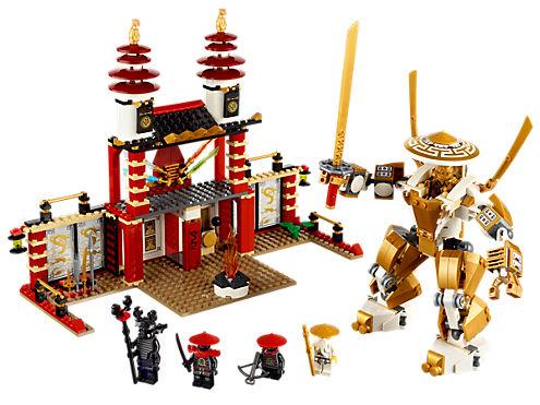 temple of light 70505 ninjago lego shop - Legocom Ninjago