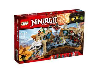 Samurai X Grottenchaos 70596 Ninjago Lego Shop