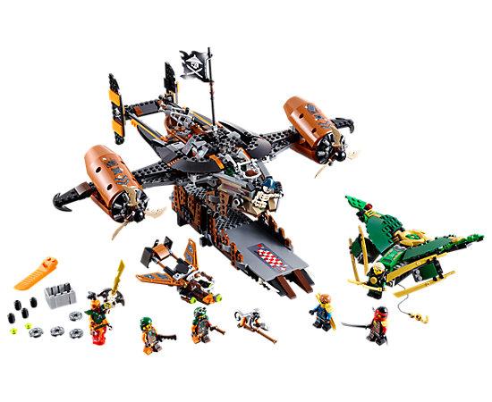 Misfortunes Keep 70605 Ninjago Lego Shop