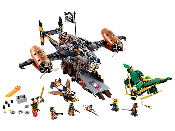 Misfortune s keep 70605 ninjago lego shop - Lego technic pas cher ...