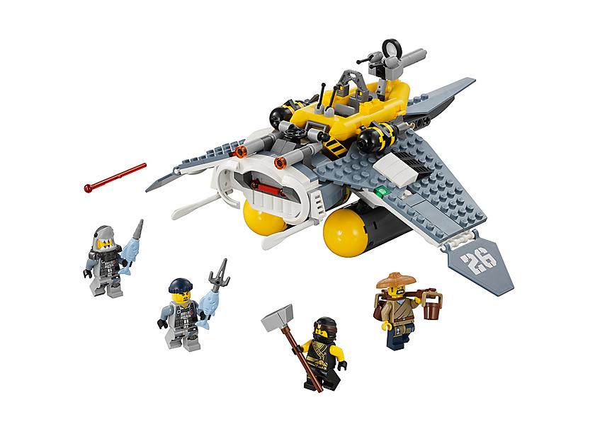Manta Ray Bomber 6136312
