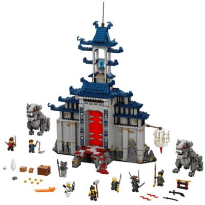Temple of The Ultimate Ultimate Weapon - 70617   THE LEGO® NINJAGO ...