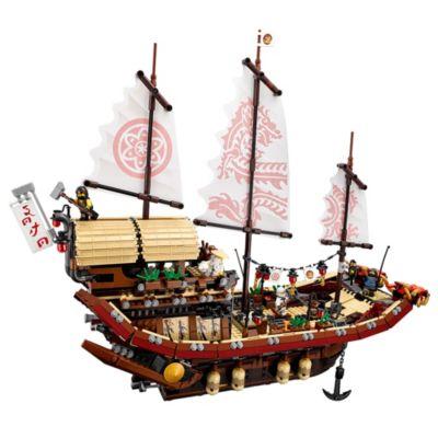 Destiny's Bounty 70618 | NINJAGO® | Buy online at the Official LEGO® Shop CA