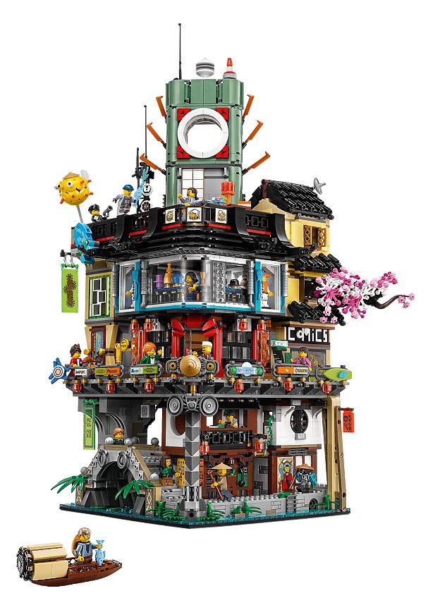 Ninjago City 70620 Ninjago Lego Shop