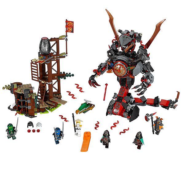 Lego ® Accessoire Minifig Arme Ninjago Nexo Knights Nunchaku Choose Color NEW