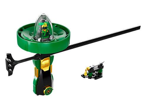 Lloyd - Spinjitzu Master - 70628 | THE LEGO® NINJAGO® MOVIE™ | LEGO Shop