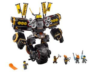Maavärinakoletise robotsõiduk
