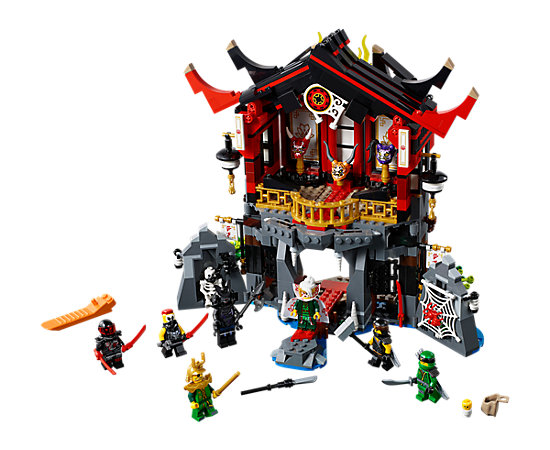 lego Temple of Resurrection