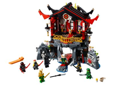 Le temple de la Renaissance